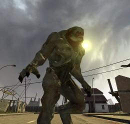 supercharged metal zombie For Garry's Mod Image 1