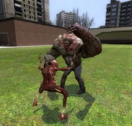 supercharged metal zombie For Garry's Mod Image 3