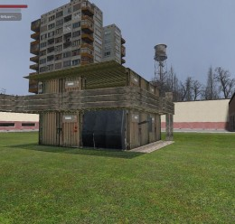 Zombie protection fort.zip For Garry's Mod Image 1