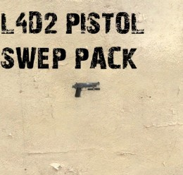 L4D2 Pistol Pack v1.2 For Garry's Mod Image 1