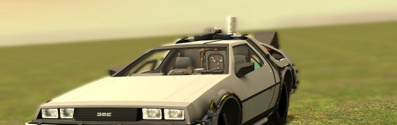 Delorean S-Car