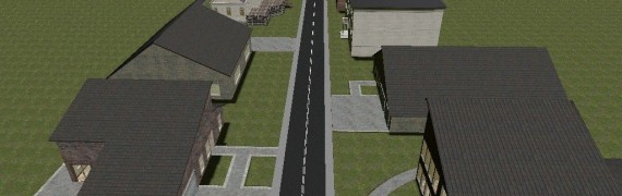 Houses Prop Pack