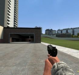 Badass HL2 USP (Old version) For Garry's Mod Image 1