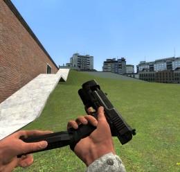 Badass HL2 USP (Old version) For Garry's Mod Image 3