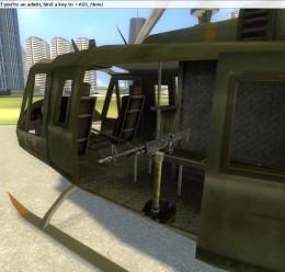Battlefield Vietnam Huey.zip For Garry's Mod Image 2