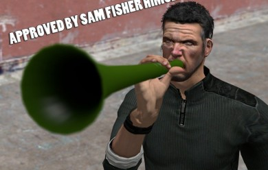 Vuvuzela Horn For Garry's Mod Image 2