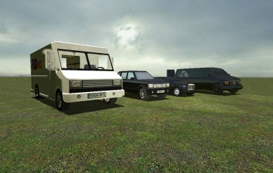 ff_cars.zip For Garry's Mod Image 1