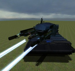 Gcombat Hovertank -Scorpion IV For Garry's Mod Image 1