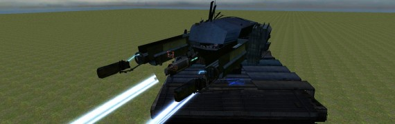 Gcombat Hovertank -Scorpion IV