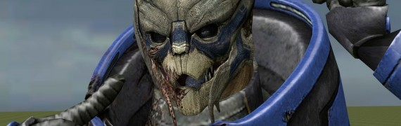 Mass Effect 2 Garrus