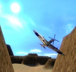 WWII Spitfire Fighter Adv Dupe For Garry's Mod Image 2