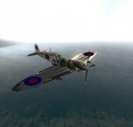 WWII Spitfire Fighter Adv Dupe For Garry's Mod Image 3