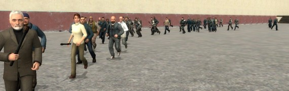 Half Life 2 Npcs Enemy V2.0 Fi