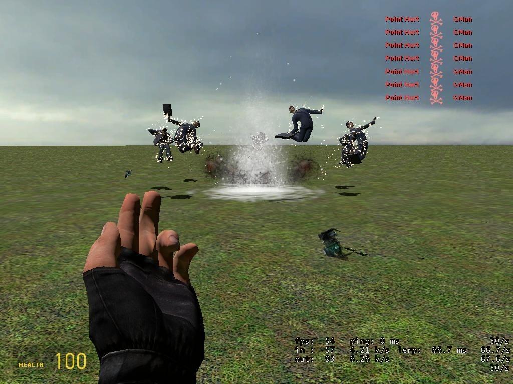 Garry's Mod (GMod) Weapons addons | garrysmods org