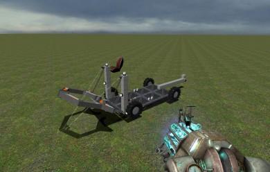 crab_vehicle.zip For Garry's Mod Image 2