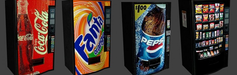 Vending Machine Collection.zip For Garry's Mod Image 1