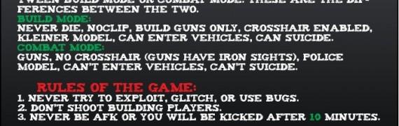 Combat Zone 1.1