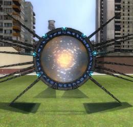 evil_gate_ship.zip For Garry's Mod Image 1