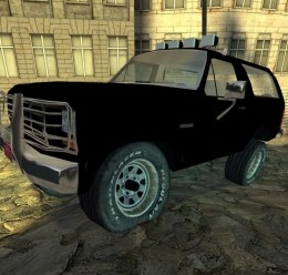1985 Ford Bronco.zip For Garry's Mod Image 1
