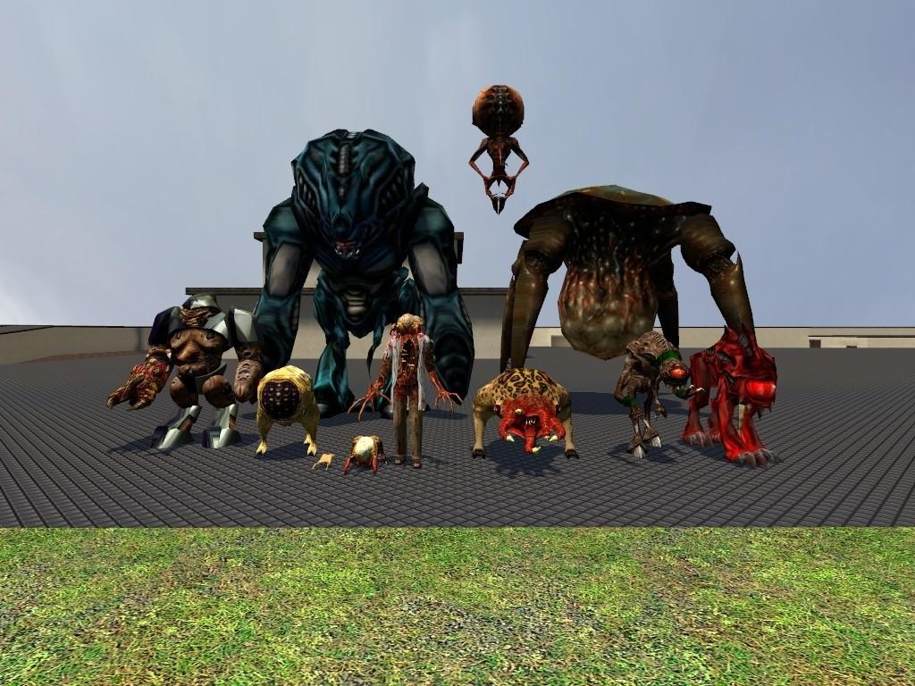 Half-Life Source HD Models V2 by Captain Charles | garrysmods org