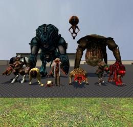 Half-Life Source HD Models V2 For Garry's Mod Image 1