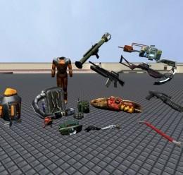 Half-Life Source HD Models V2 For Garry's Mod Image 3
