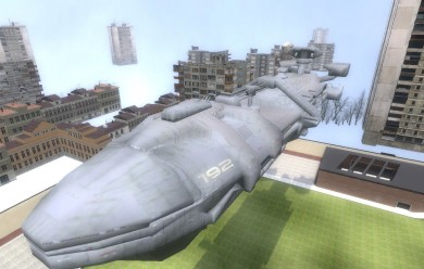 starship_troopers_shippack OLD For Garry's Mod Image 1