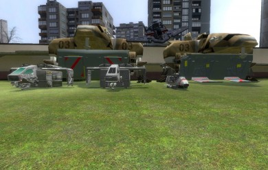 starship_troopers_shippack OLD For Garry's Mod Image 2