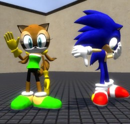 wii_sonic_models.zip For Garry's Mod Image 2