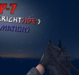 MP7 on Brightside's animations For Garry's Mod Image 1