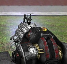 Metallica Physics Gun Skin For Garry's Mod Image 1