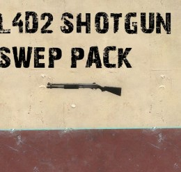 L4D2 Shotguns v1.2 For Garry's Mod Image 1