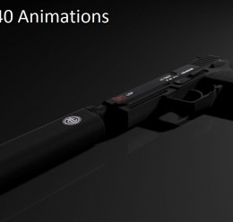 USP-40 For Garry's Mod Image 1