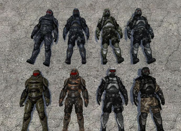 Enemy Soldiers Mod