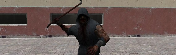 Left 4 Dead 2 Hunter Player