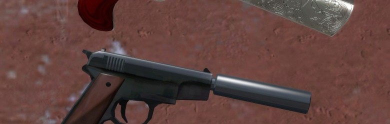 TF2 Silenced Pistol For Garry's Mod Image 1