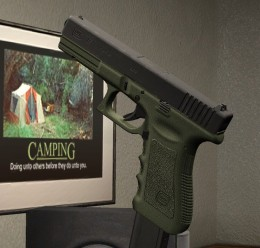 Modern Warfare 2 Glock For Garry's Mod Image 1
