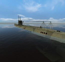 Submarine For Garry's Mod Image 1
