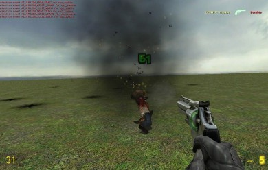 Floating Combat Text For Garry's Mod Image 2