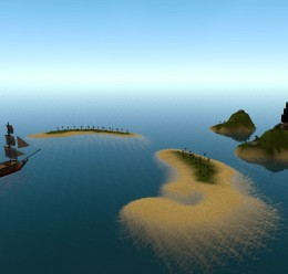 pw_rum_runners_island For Garry's Mod Image 1