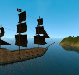 pw_rum_runners_island For Garry's Mod Image 2