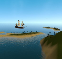 pw_rum_runners_island For Garry's Mod Image 3