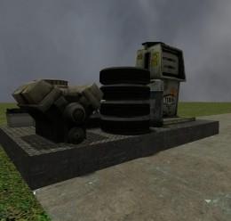 dynamic_hammer_based_vehicle.z For Garry's Mod Image 2