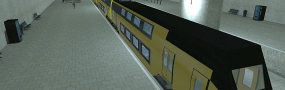Duplex Adv Dupe. Train