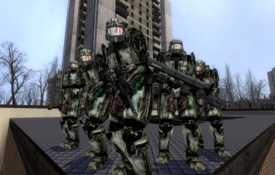 Halo Combine Soldiers.zip For Garry's Mod Image 2
