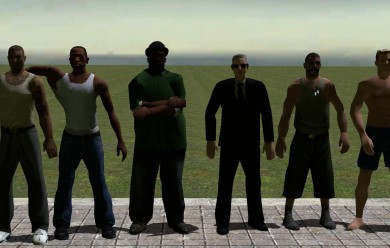 gta_sa_ped_rips.zip For Garry's Mod Image 1