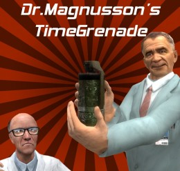 TimeGrenade.zip For Garry's Mod Image 1