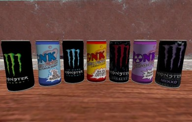 monster_energy.zip For Garry's Mod Image 1