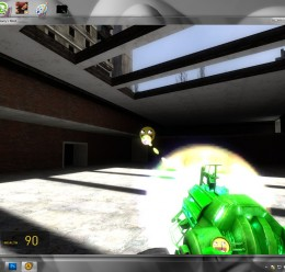 zombie_epic_face_physgun.zip For Garry's Mod Image 3