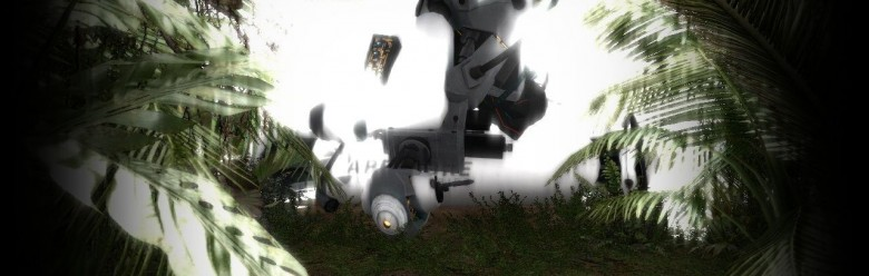 Portal Selfmade Background For Garry's Mod Image 1